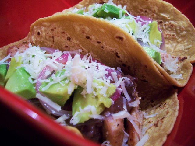 Chicken Carne Asada Tacos #asadatacos
