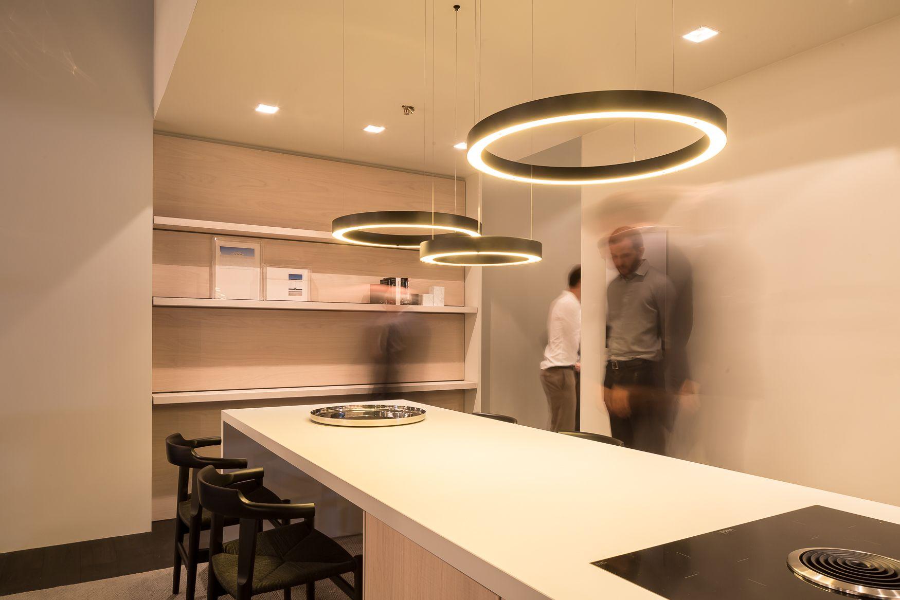 Pin Van Bulthaup Belux Op Interieur Kortrijk Verlichting Interieur Lampen