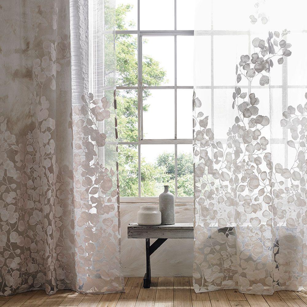 Voile Curtain Ideas Sensational Sheers For Summer Windows