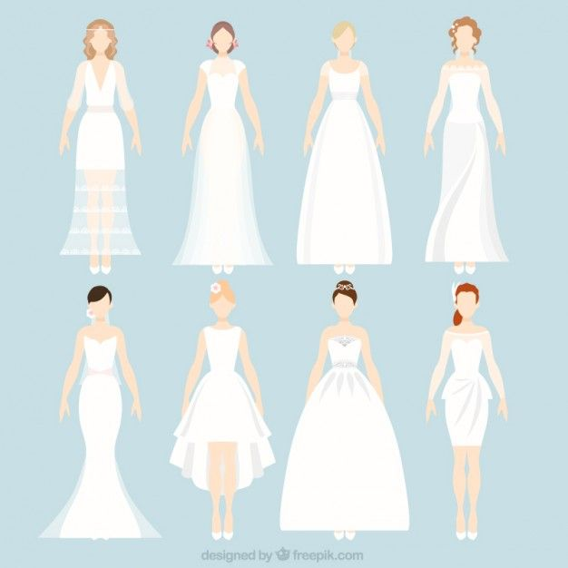 Imagenes de vestidos de novia gratis