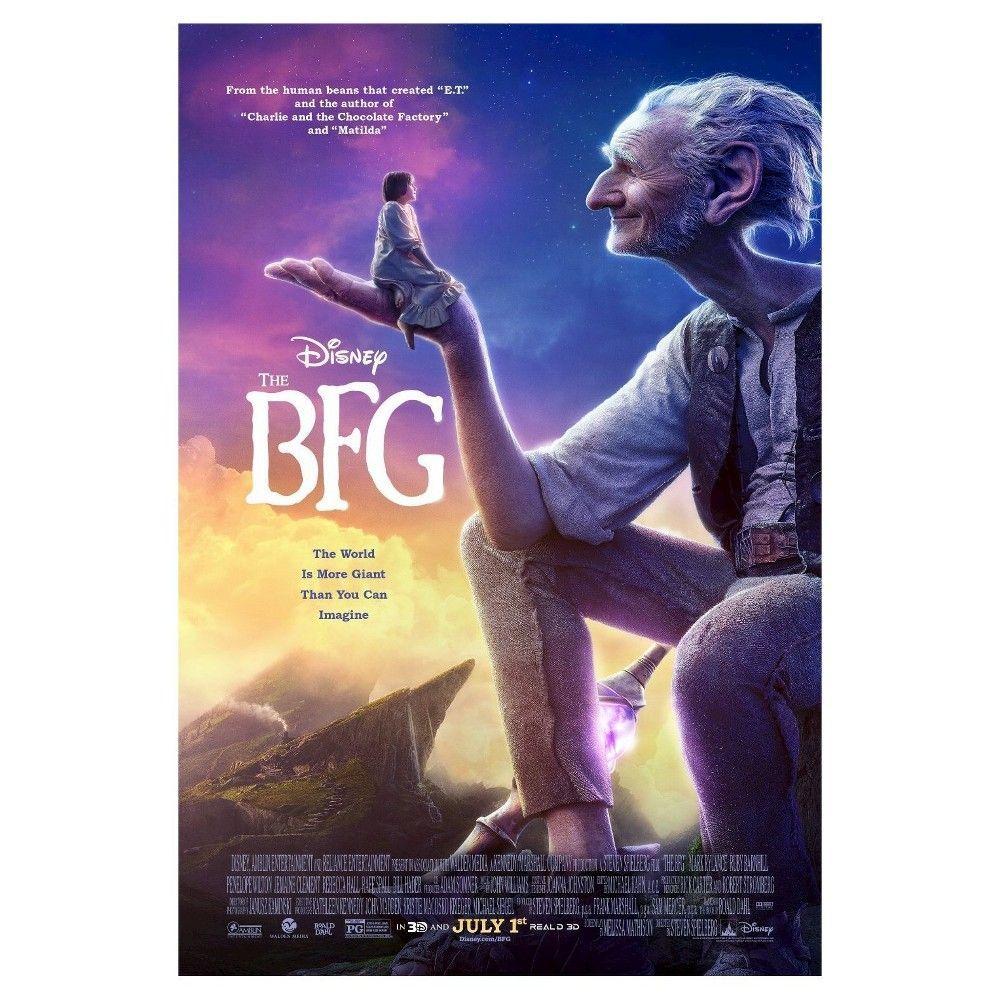 The Bfg Blu Ray Filmes Posters De Filmes Livros De Aventura