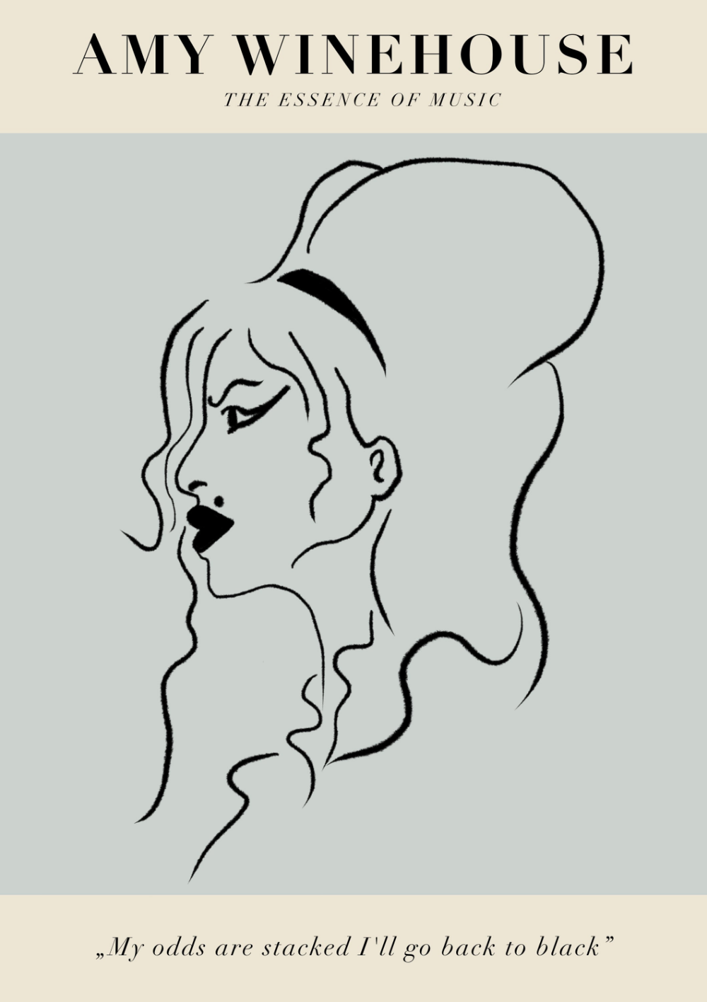 Pin By Syd F On Prints And Posters Amy Winehouse Matisse Art Music Wall Art