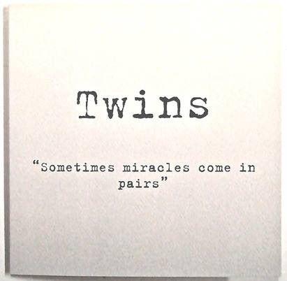 Pin von Sabine Randerath auf Twins | Tvillinger, Drenge und Gaver