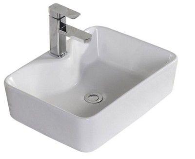 Umywalka Sedia Plus Ceramiczna Nablatowa 6715479085 Oficjalne Archiwum Allegro Sink Bathroom Home Decor