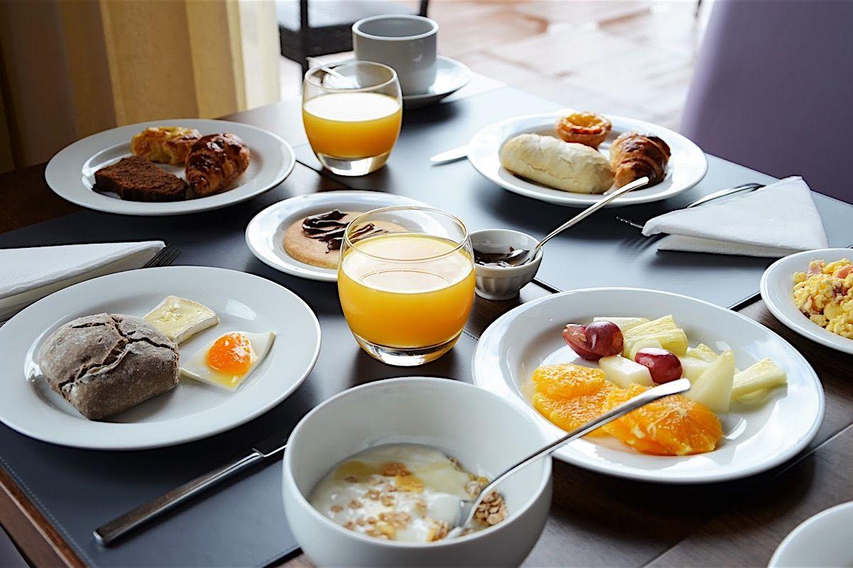 Hotel Vila Galé Douro - Breakfast