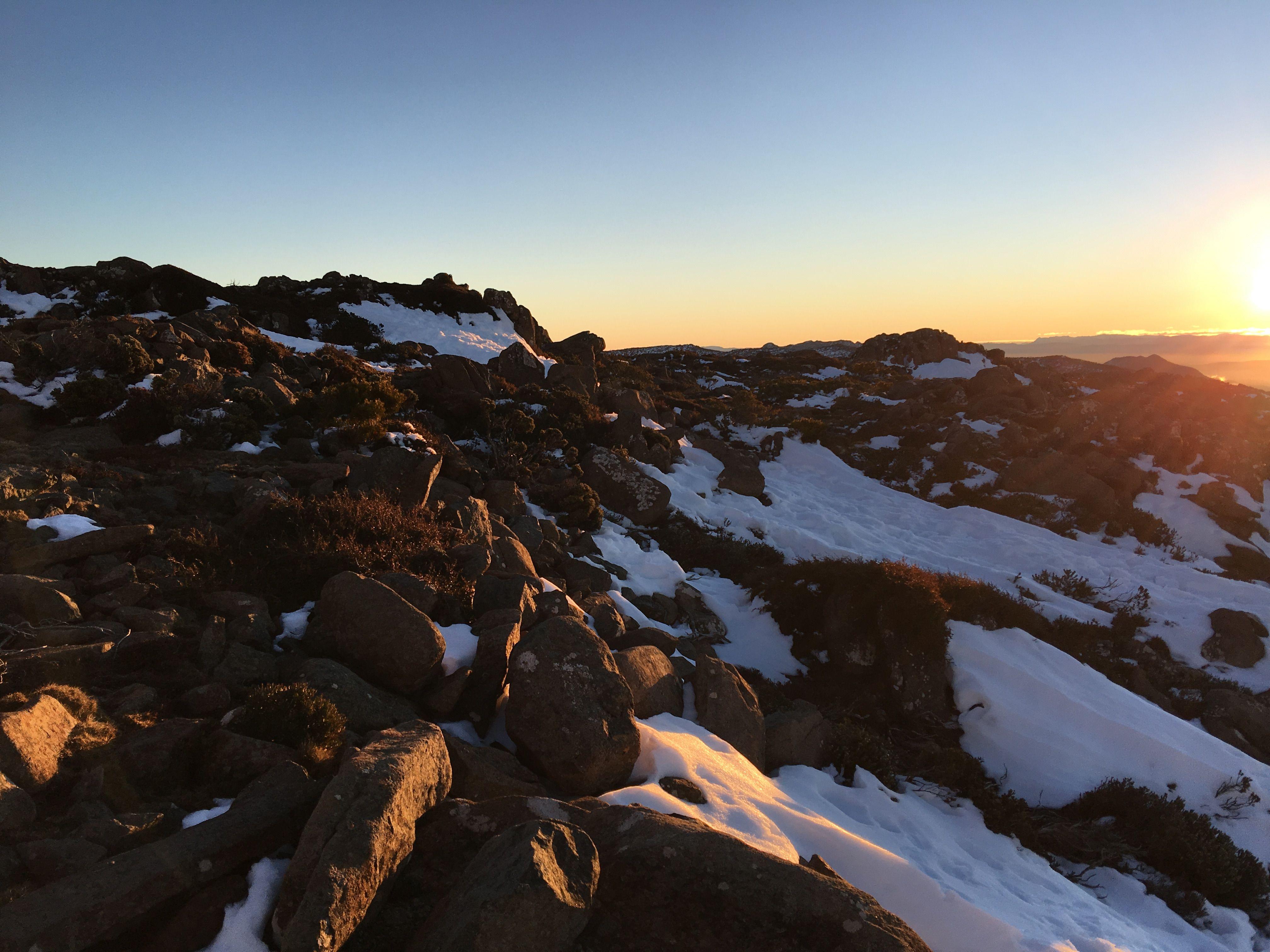 Mt Wellington Australia Natural Landmarks Landmarks Australia
