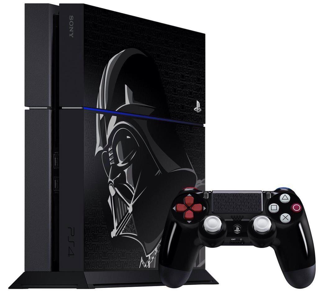Play 4 édition limitée Star Wars