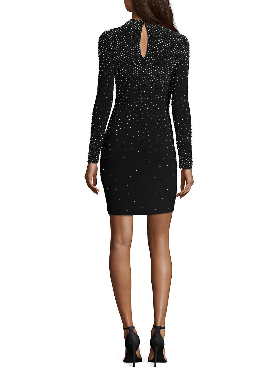 Xscape beaded bodycon dress walmart bodycon in