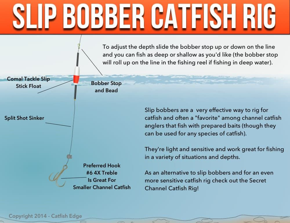 Slip bobber rig diagram fishing rigs pinterest rigs for Slip bobber fishing