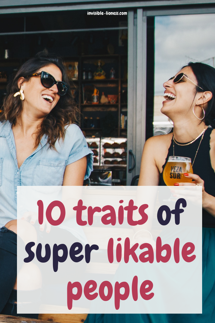 Photo of 10 qualities of a likeable person: make people like you
