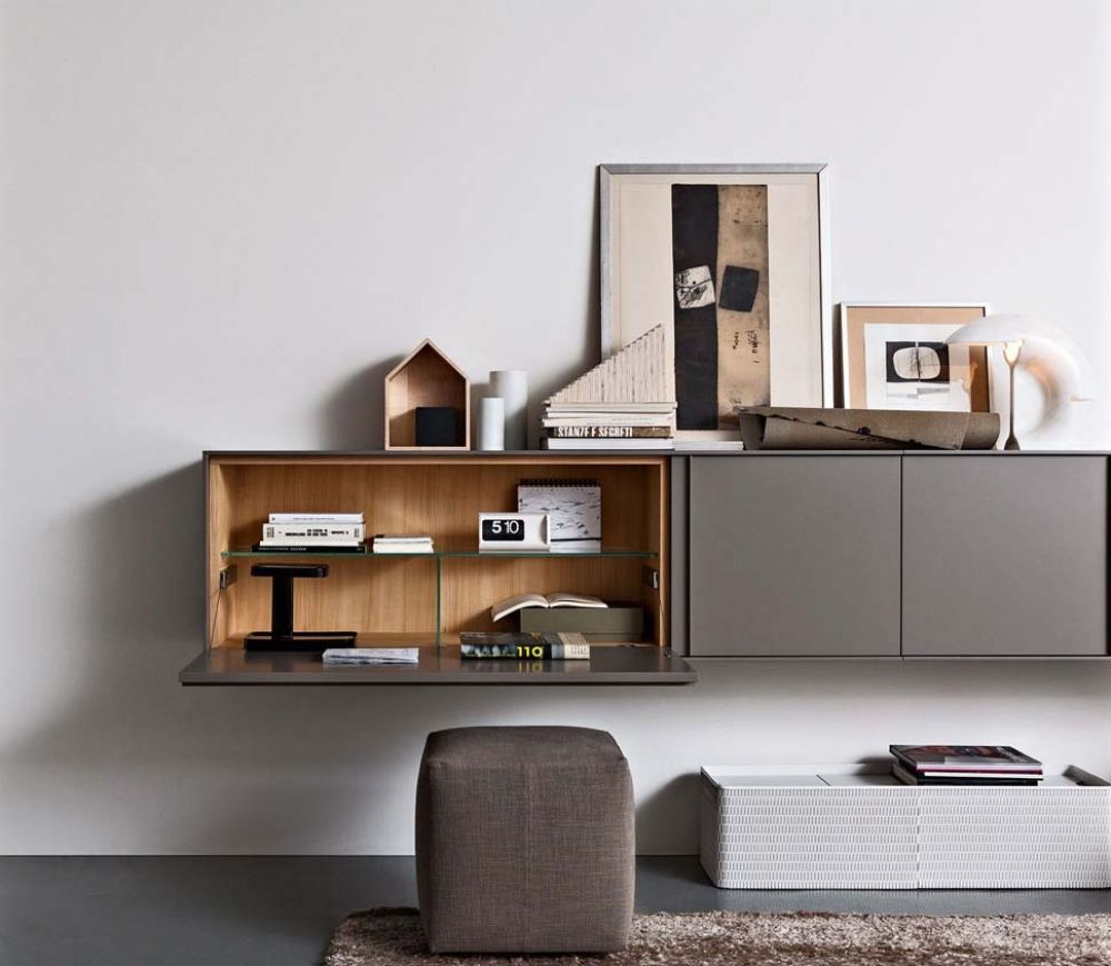 Floating Sideboard / Molteni Pass | Libreria | Pinterest