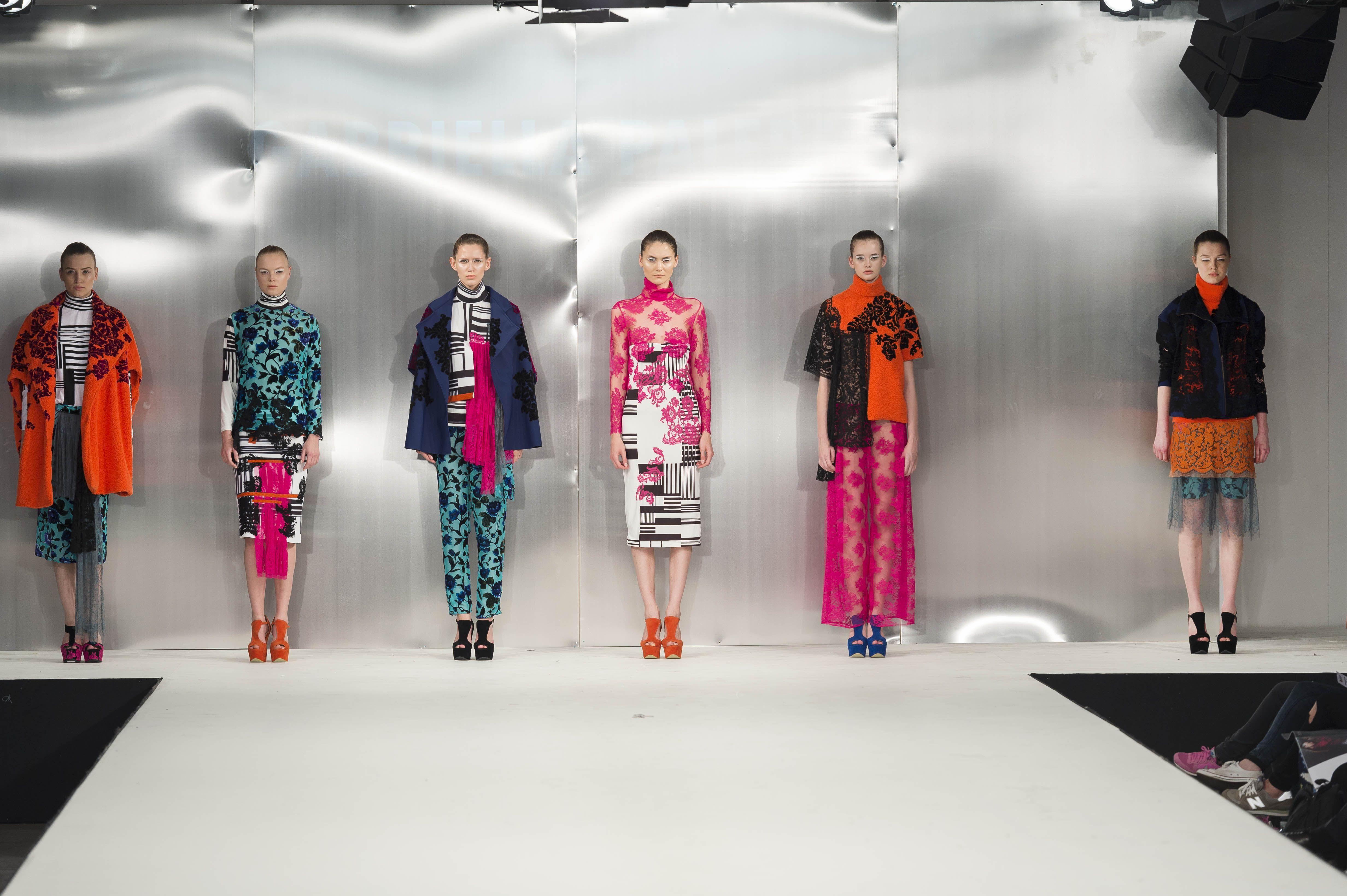 Designs by De Montfort University DMU Fashion Design