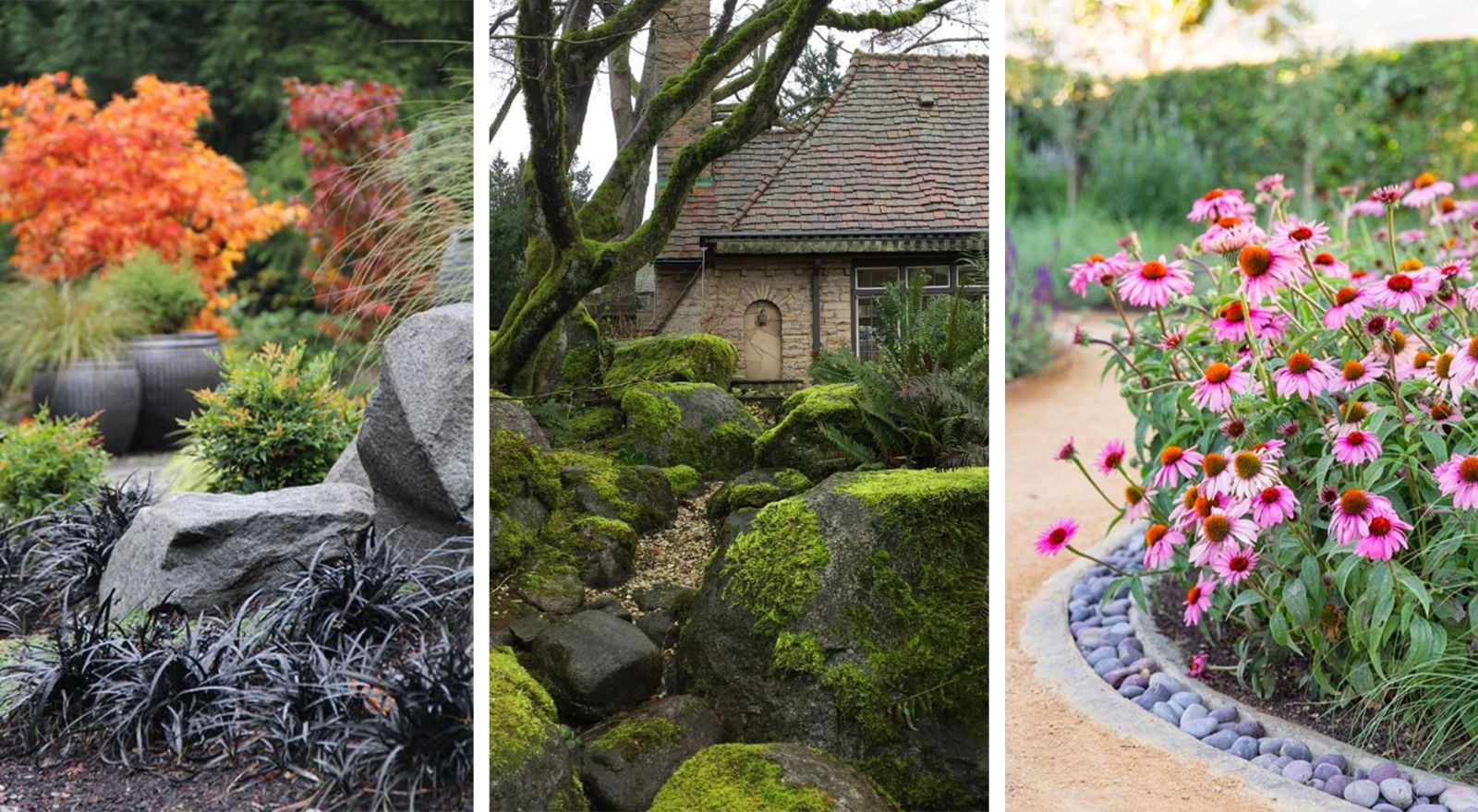 The 1 Trend In Gardening Right Now Is Extreme Naturalism
