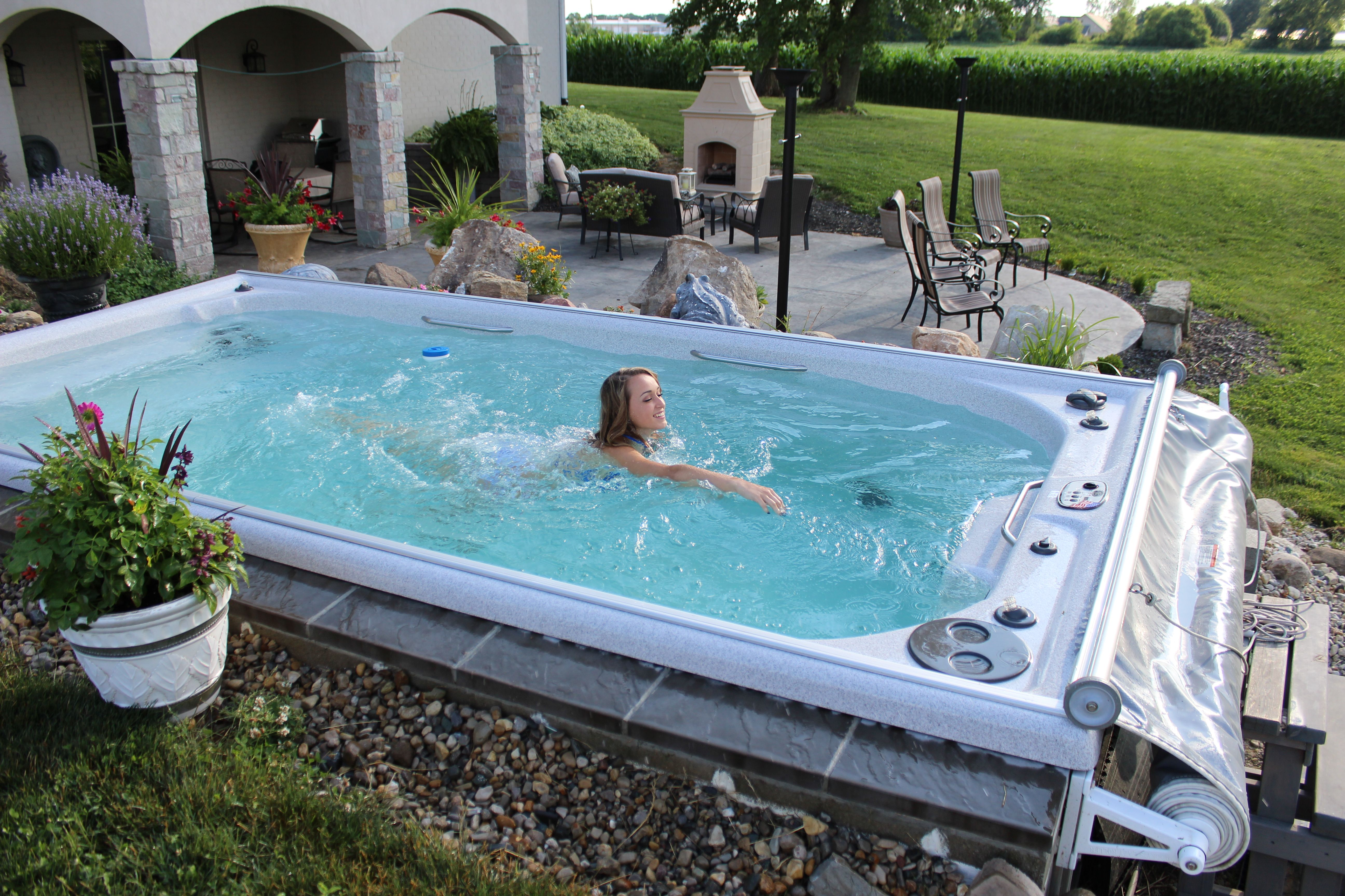 King Ultra Hot Tub Installation in Indianapolis | Royal Spa ...