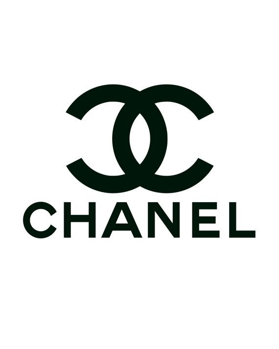 i love the chanel logo and the chanel products i have seen like rh pinterest com chanel logo font name what font chanel logo