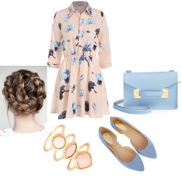 Untitled #1 by merima-p on Polyvore featuring moda, Oasis, Sophie Hulme and Monsoon