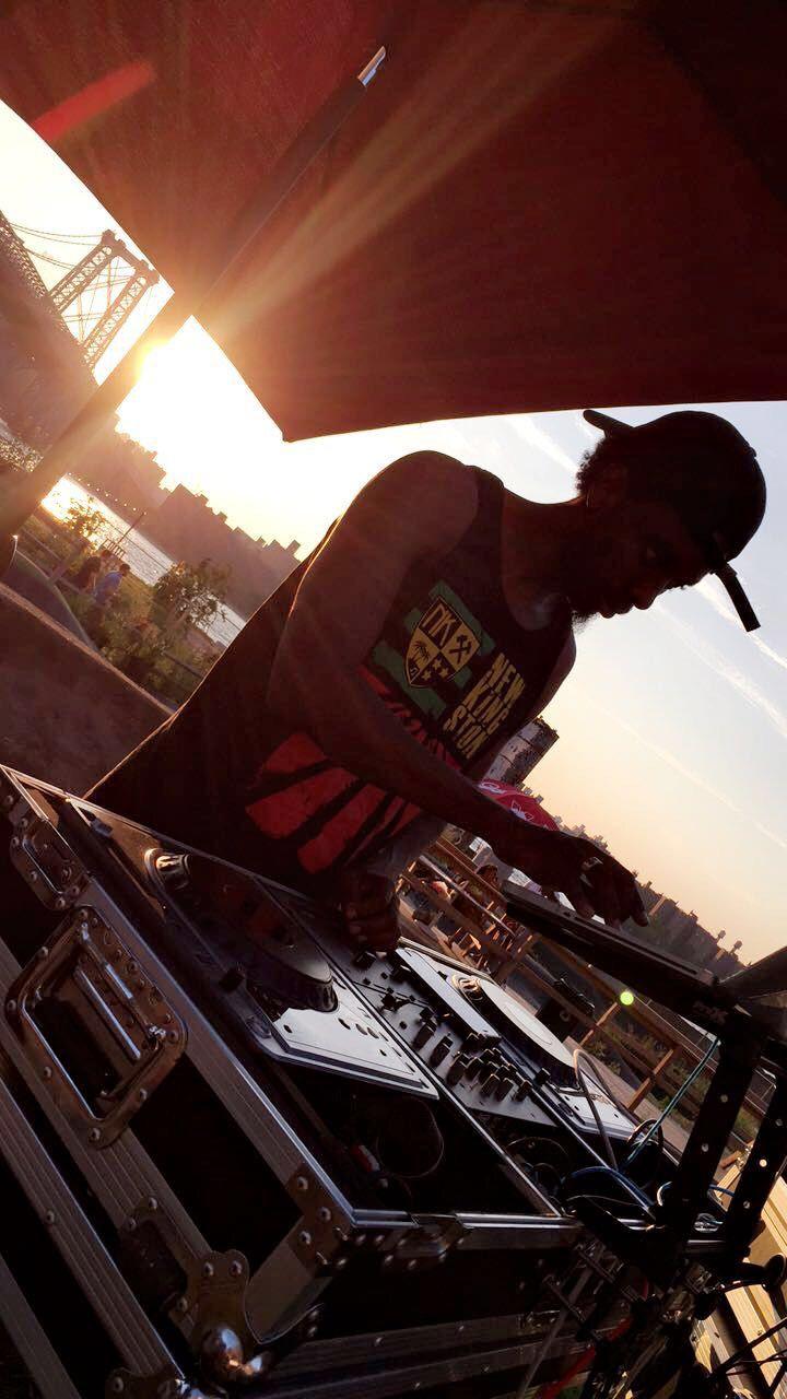 Brooklyn NY DJ. #DJAK #REALDJAK  #NYC #VersatileDJ #DiskJockey