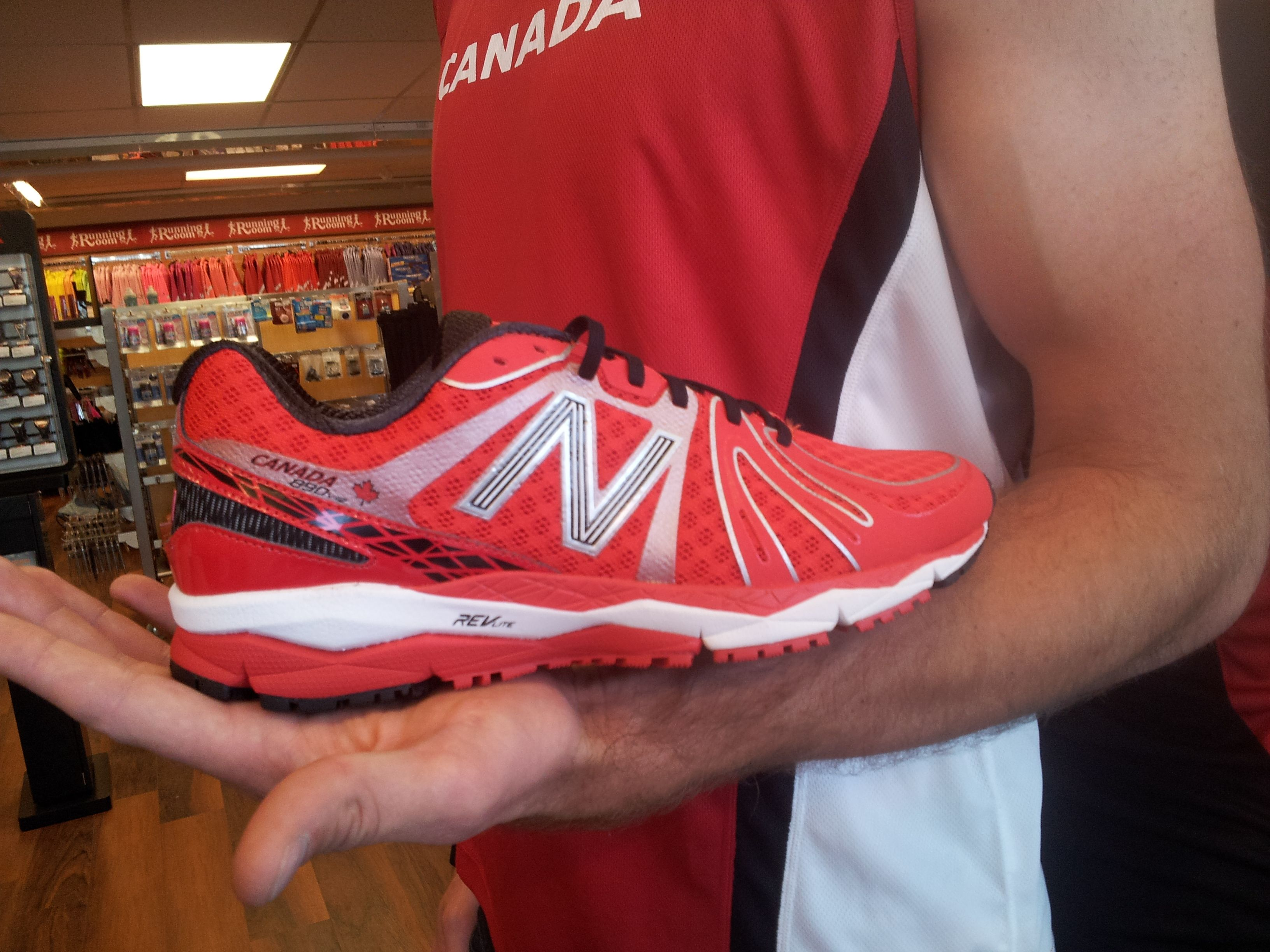 1. Favorite Shoes Found @ Running Room - With the Olympics just ...