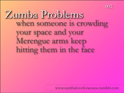 Zumba Problems