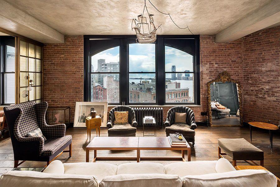 Rent Kirsten Dunst S Manhattan Apartment Photos Architectural Digest