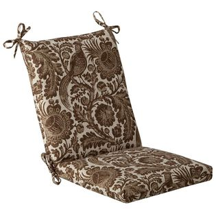Outdoor Patio Furniture Mid Back Chair Cushion - Provincial Court $59.99