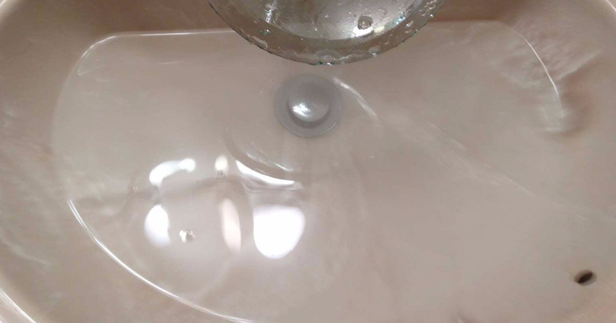 how to unblock a shower drain with standing water