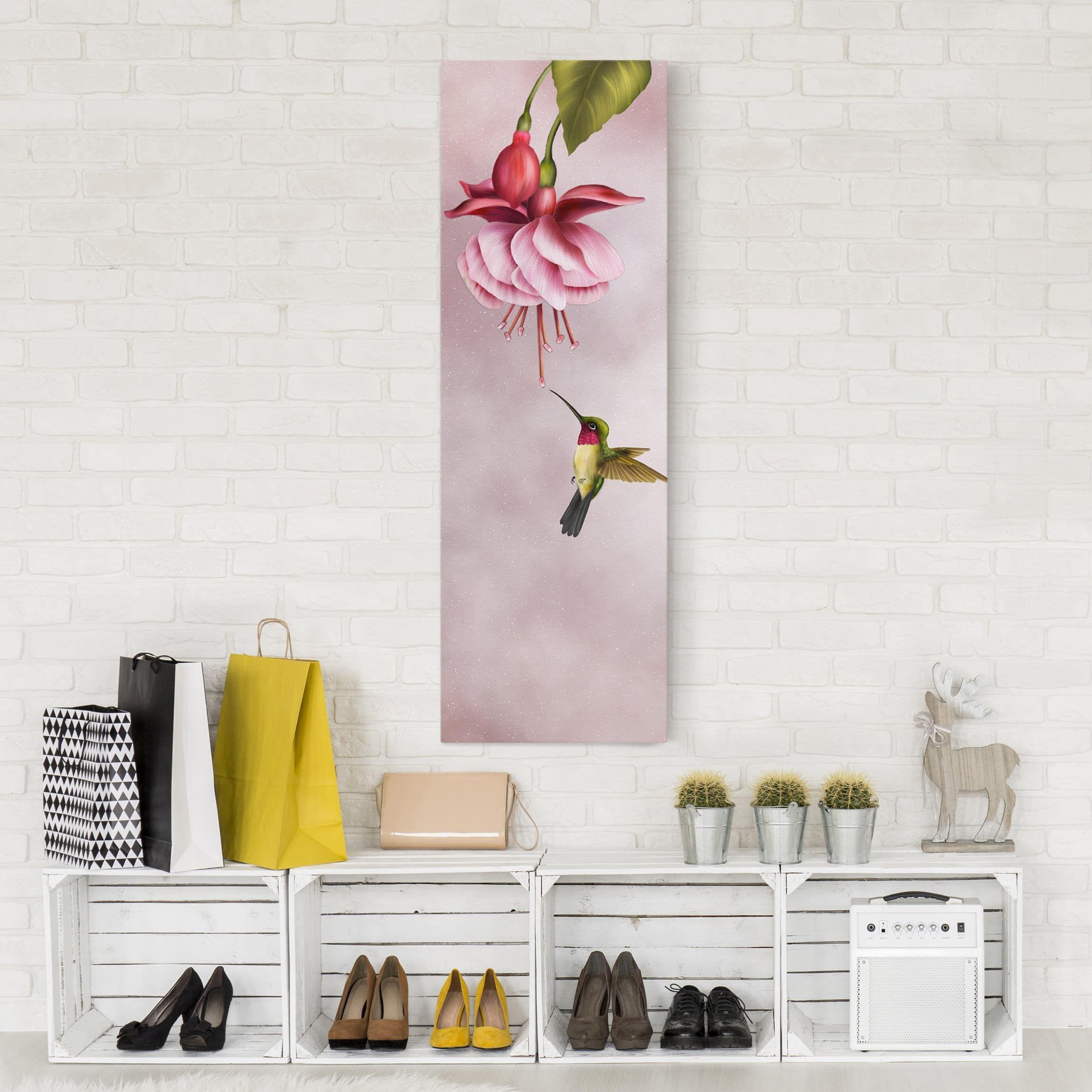 Quadri Classici Per Arredamento stampa su tela - humming-bird - pannello | idee per decorare