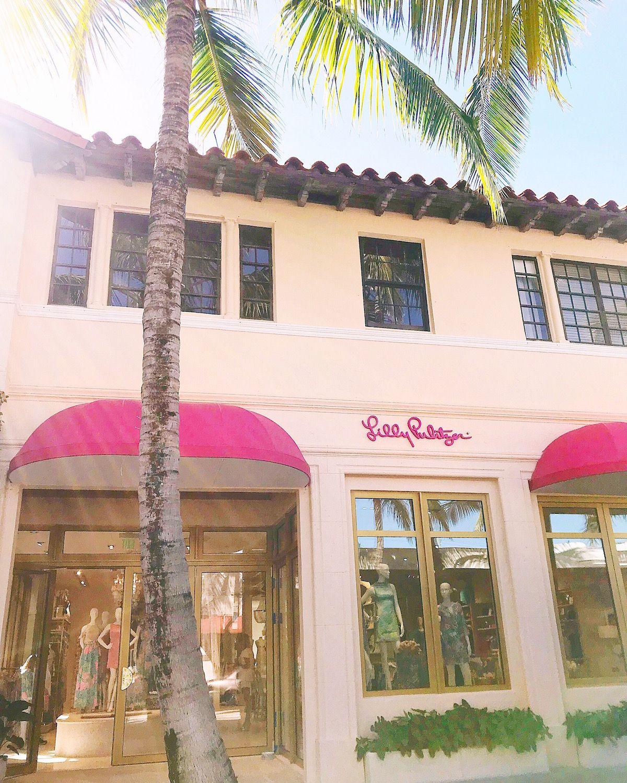 25aae262c6c527 Lilly Pulitzer Worth Avenue Palm Beach Store | Shop Til Ya Drop in ...