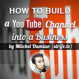 Image of How to Build a YouTube Channel into a Business