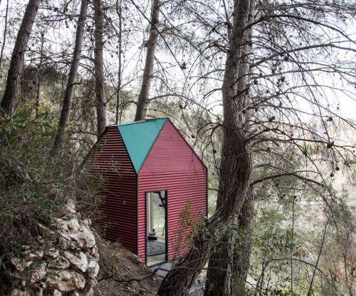 Villa Ardilla in Granada, Spain. Made by Danie Cabezas, Rosario...