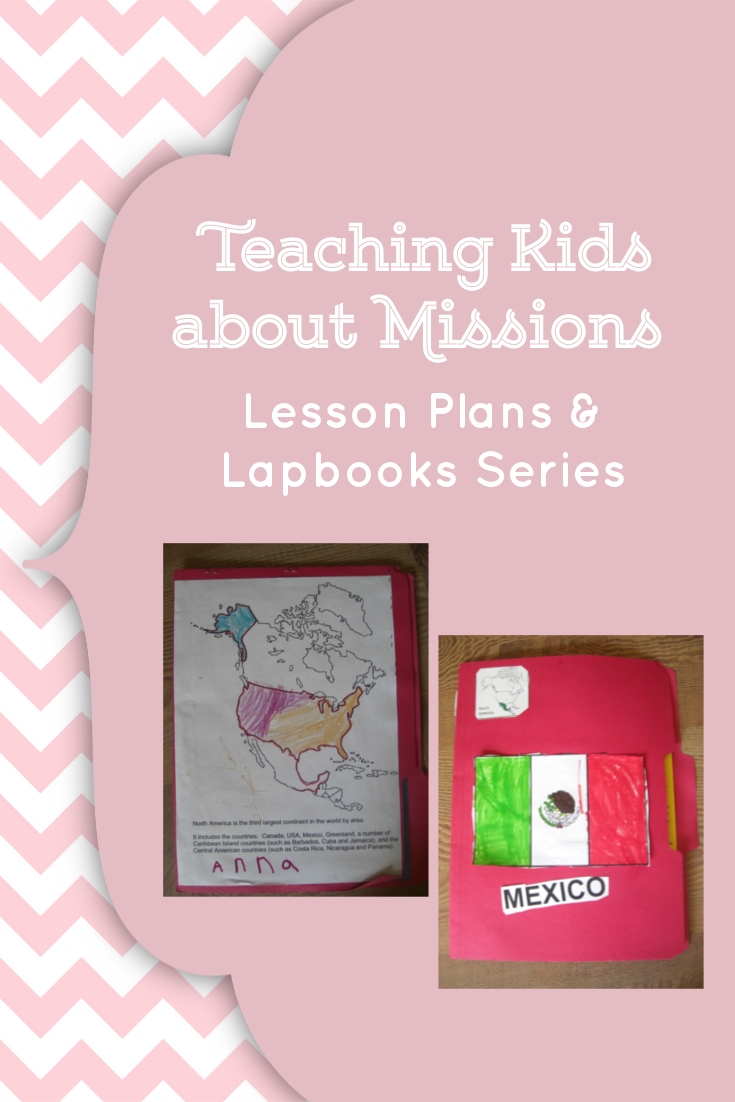 Lesson Plan Ideas for Teaching Kids About Missions