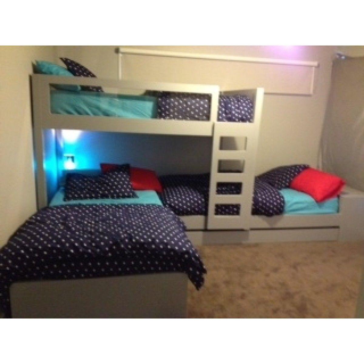Buy Triple l shape bunk Online in Australia, Find best