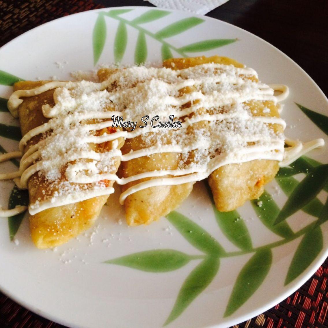 quesadillas fritas receta mary s cuellar comparte la