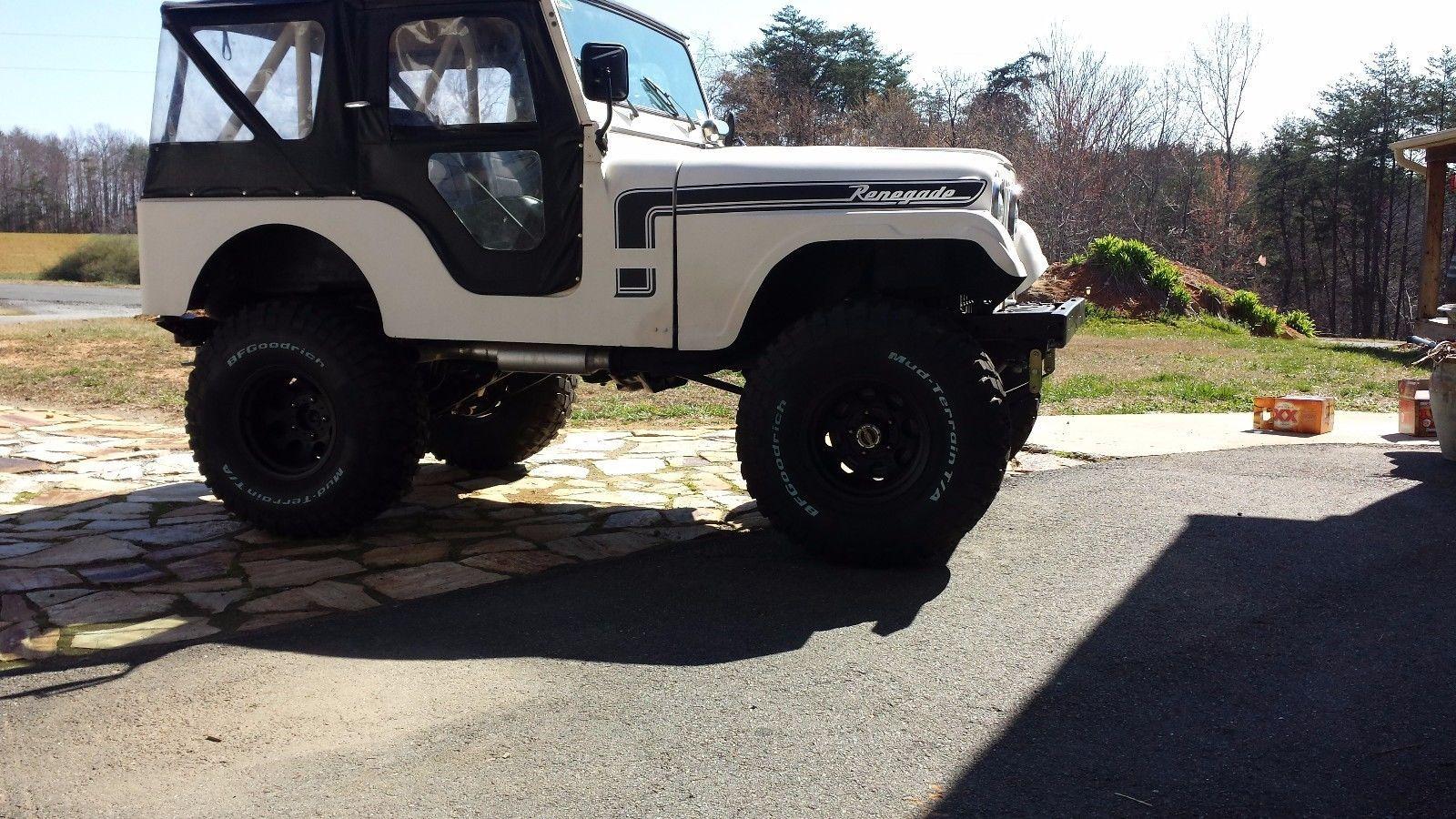 hight resolution of ebay 1974 jeep cj renegade 1974 cj5 renegade 304 v8 jeep jeeplife usdeals rssdata net