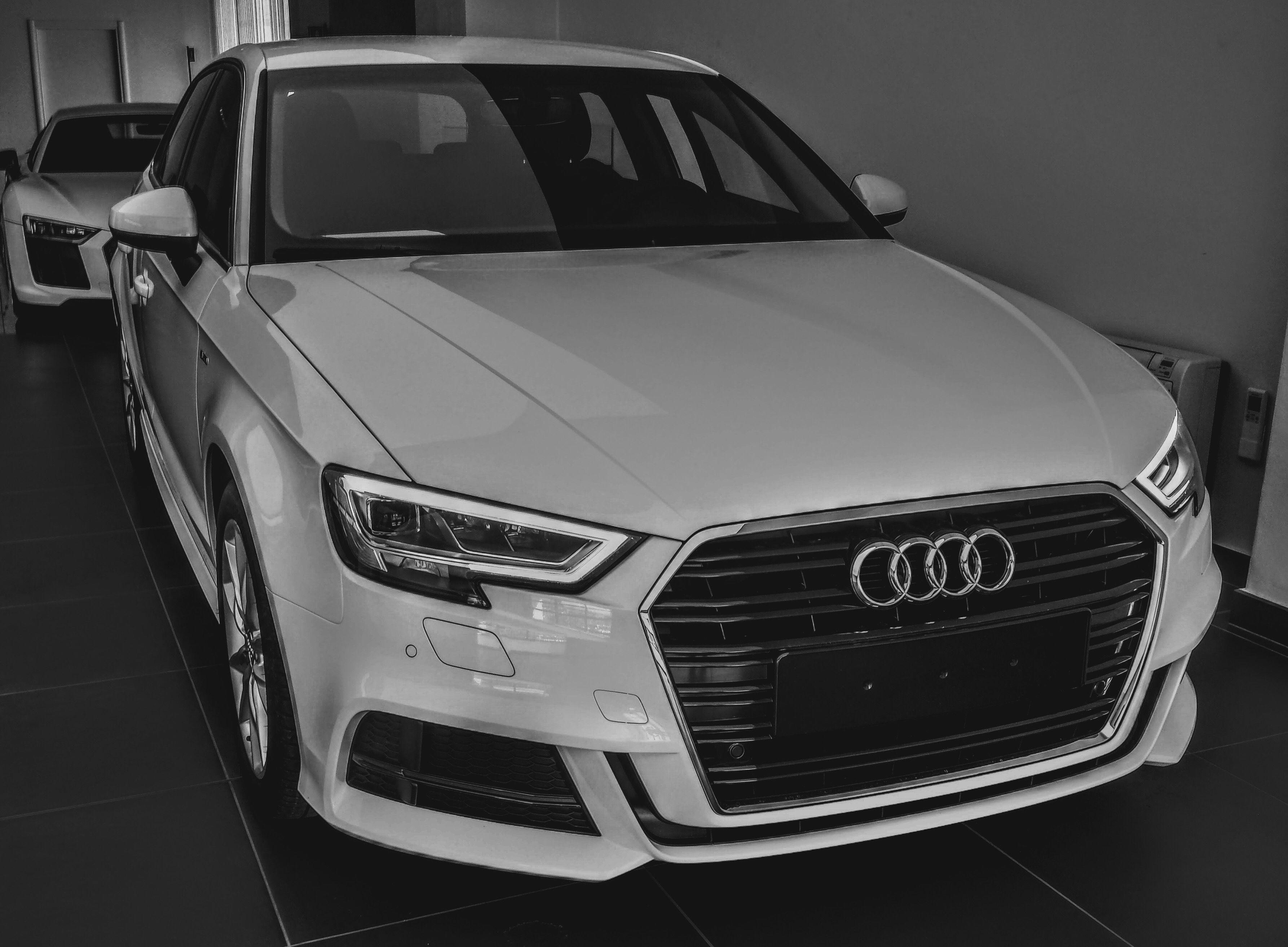 Audi A3 Sportback 2017 Ibis White Liebe