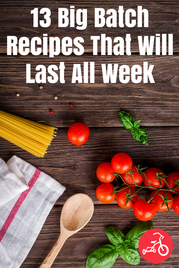13 Big Batch Recipes That Will Last All Week Food
