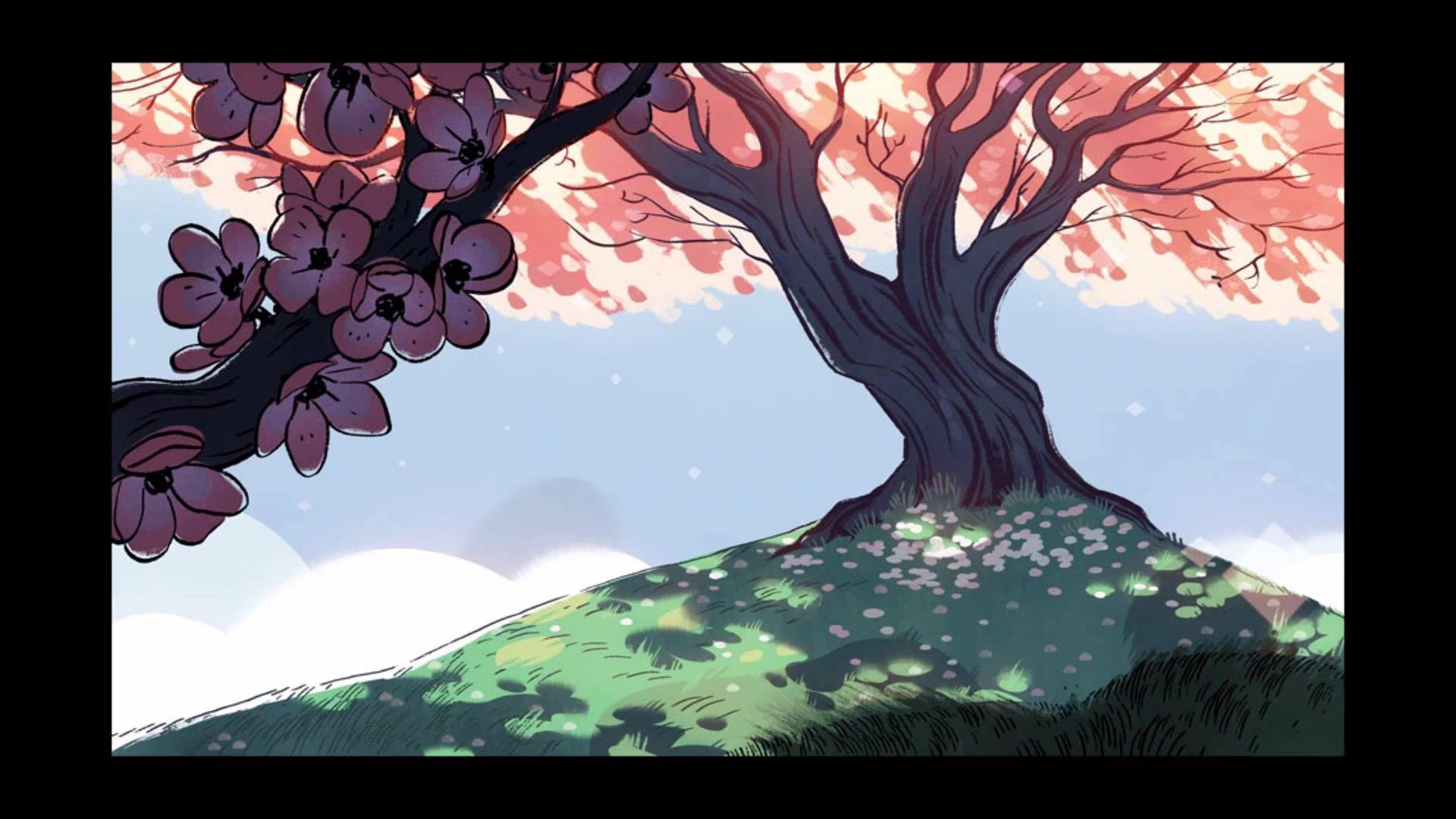 Google theme universe - Steven Universe Pearl S Tree Google Search