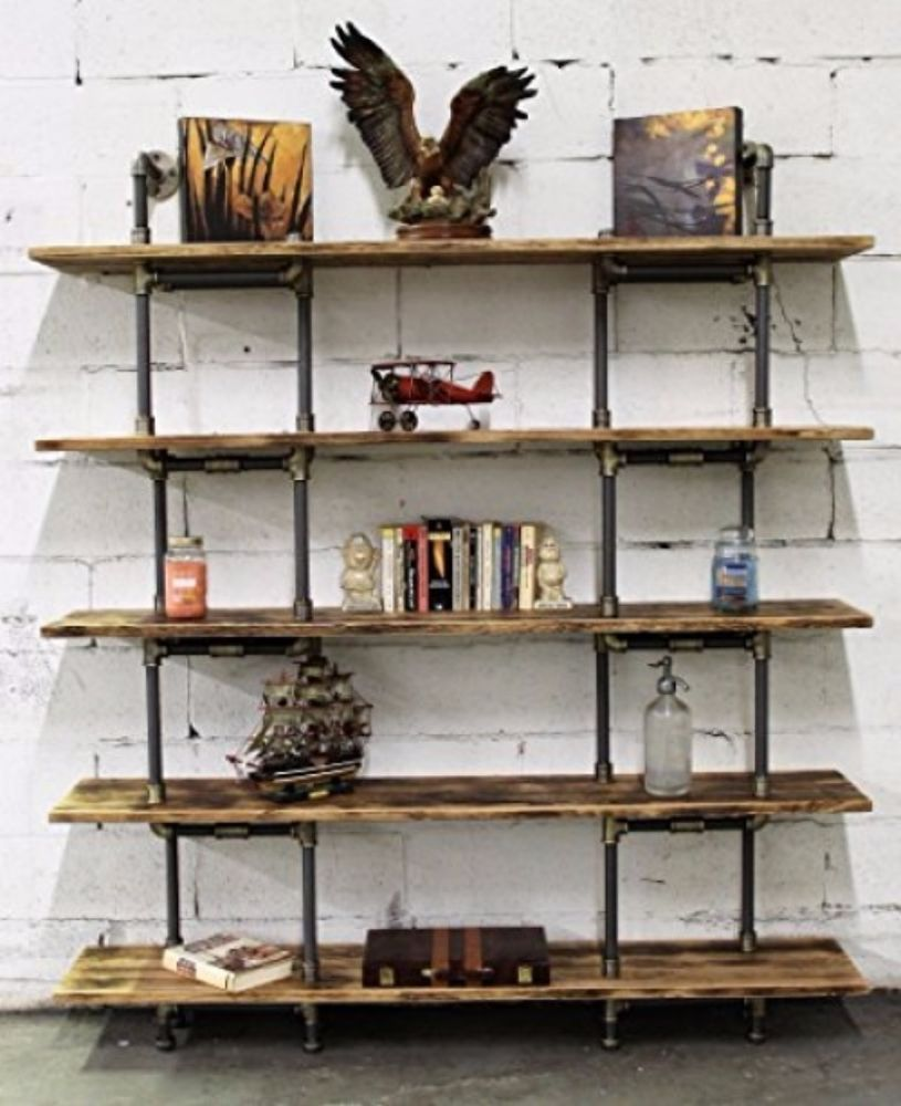 single portland sc bookcases buy furniture wood natural bookcase solid in