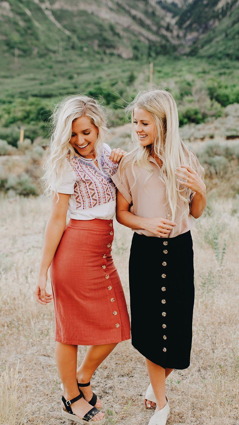 The Perfect Summer Skirt Modernstylesandfashion Modest Summer Outfits Cute Modest Outfits Modest Dresses [ 1426 x 804 Pixel ]