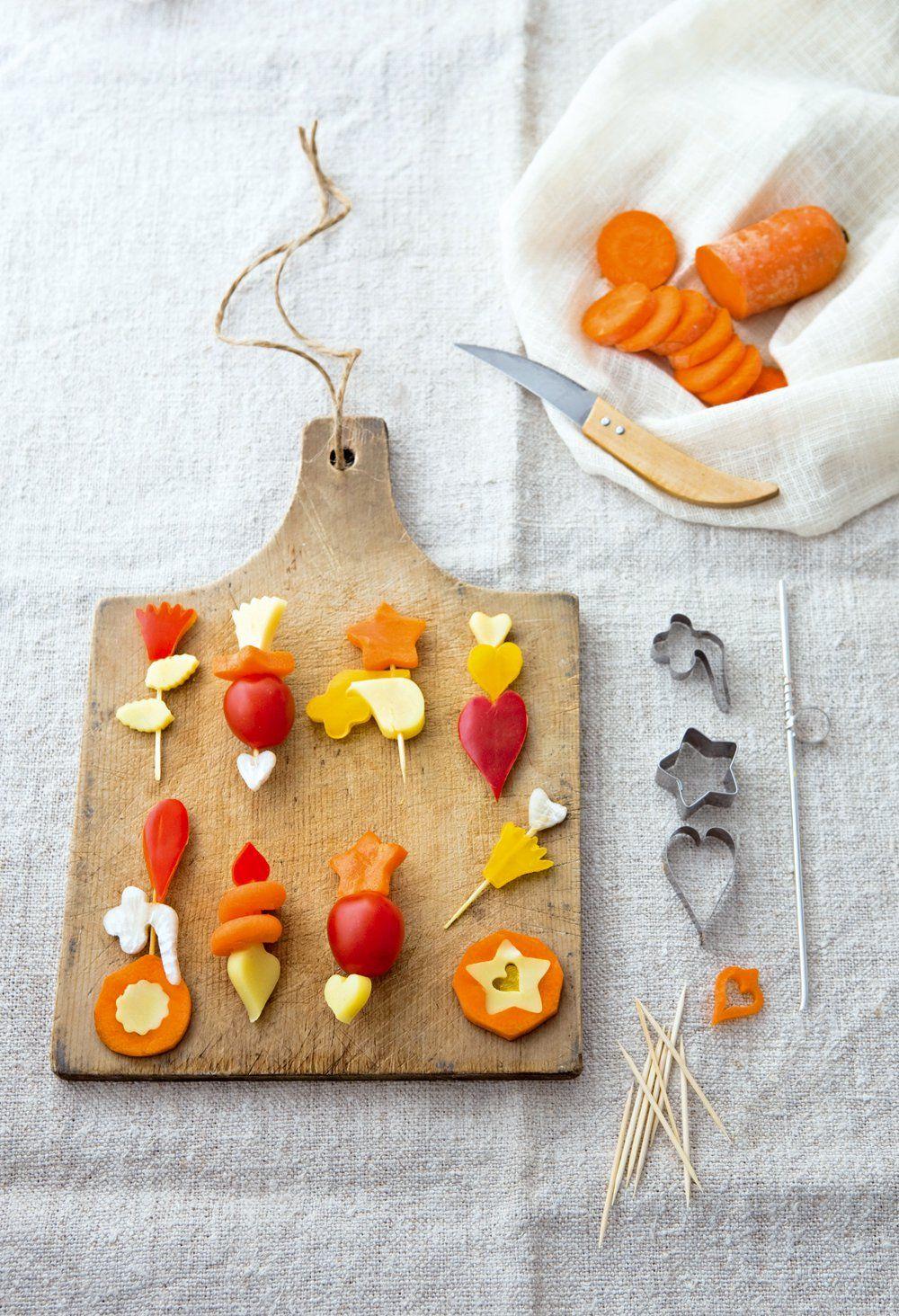 Une cuisine créative aux couleurs du soleil