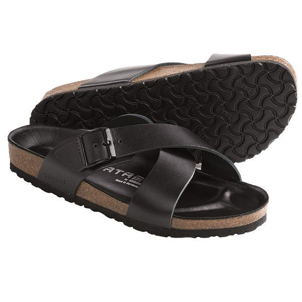 Birkenstock Tatami by Tunis Sandals - Leather (For Men)