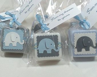 Superb Baby Shower Elephant Favors Elephant Baby Shower Favor By ModParty