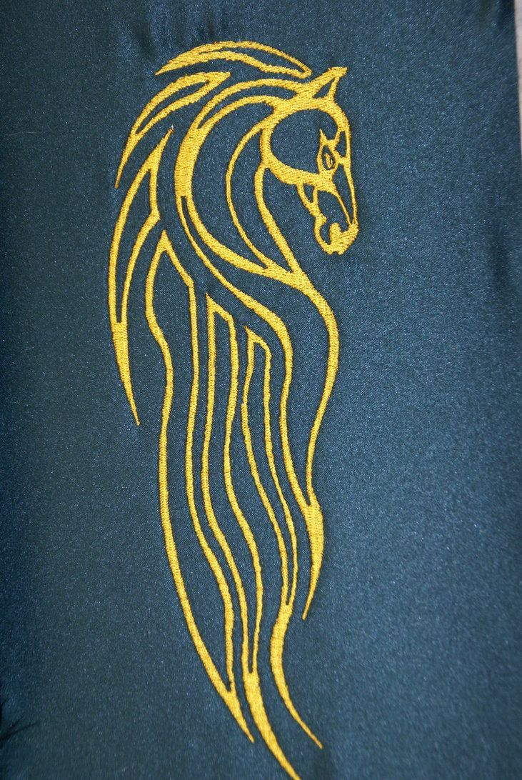 Rohan Symbol By The Bluekitty Lord Of The Rings Tattoo Horse Tattoo Lord Of The Rings