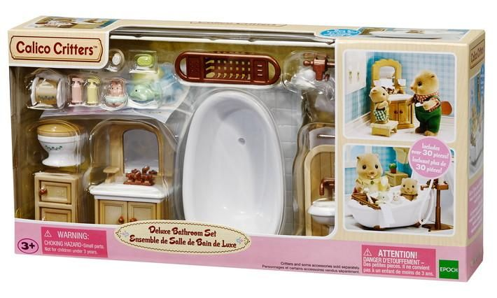 Superb Sylvanian Families Country Bathroom Set Now At Smyths Toys Uk Buy Online Or Collect At Your Local Smy Sylvanian Families Bathroom Sets Family Furniture