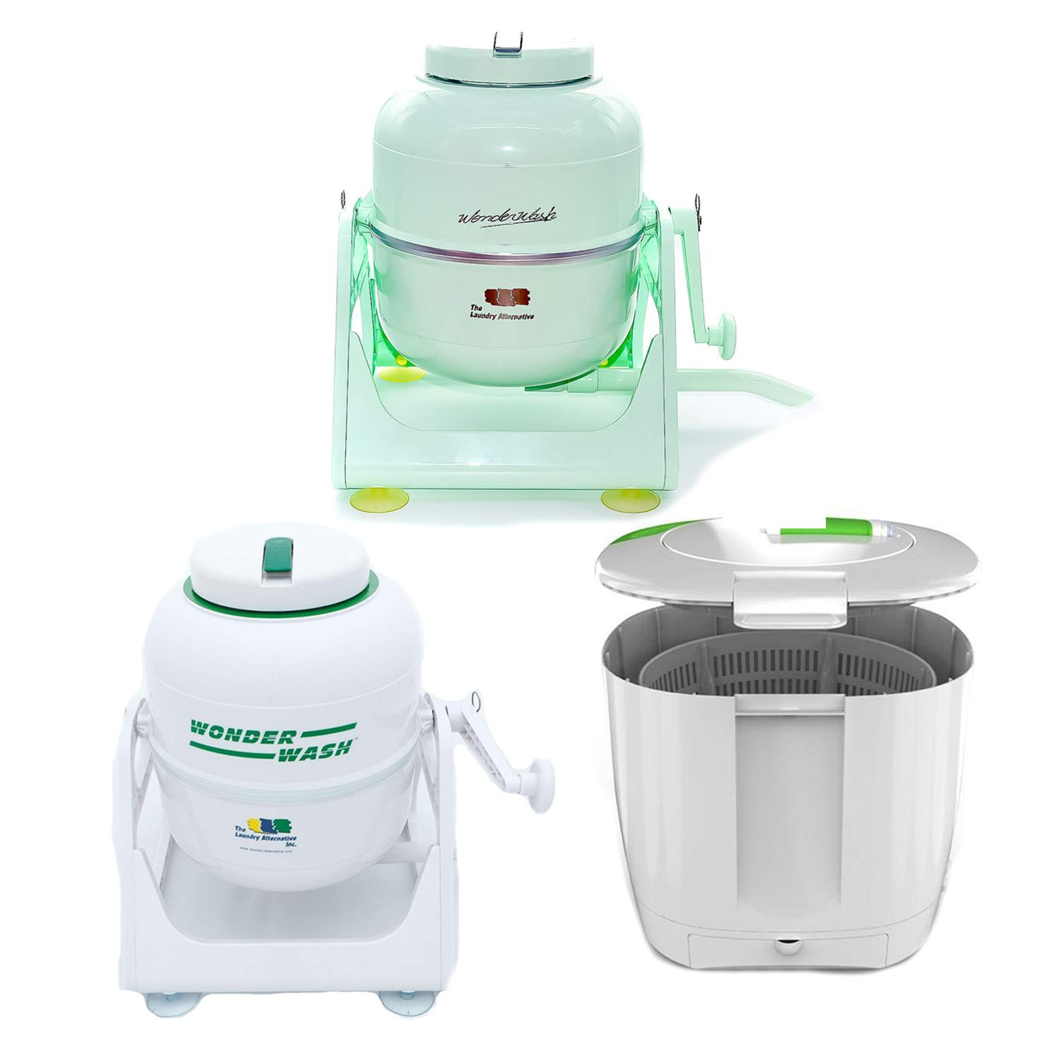 Amazon Shoppers Love Portable Laundry Machines For Small Spaces In