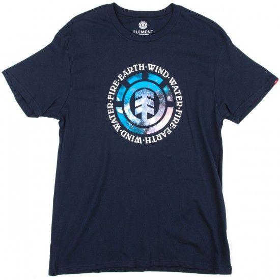 Element Elemental T-Shirt - Navy