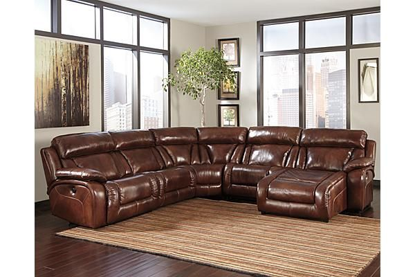 Awe Inspiring The Elemen 6 Piece Sectional From Ashley Furniture Homestore Home Interior And Landscaping Elinuenasavecom