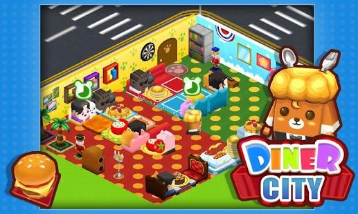 Diner City 1 1 11 Mod Freedom IAP | ANDROID GAME MODS