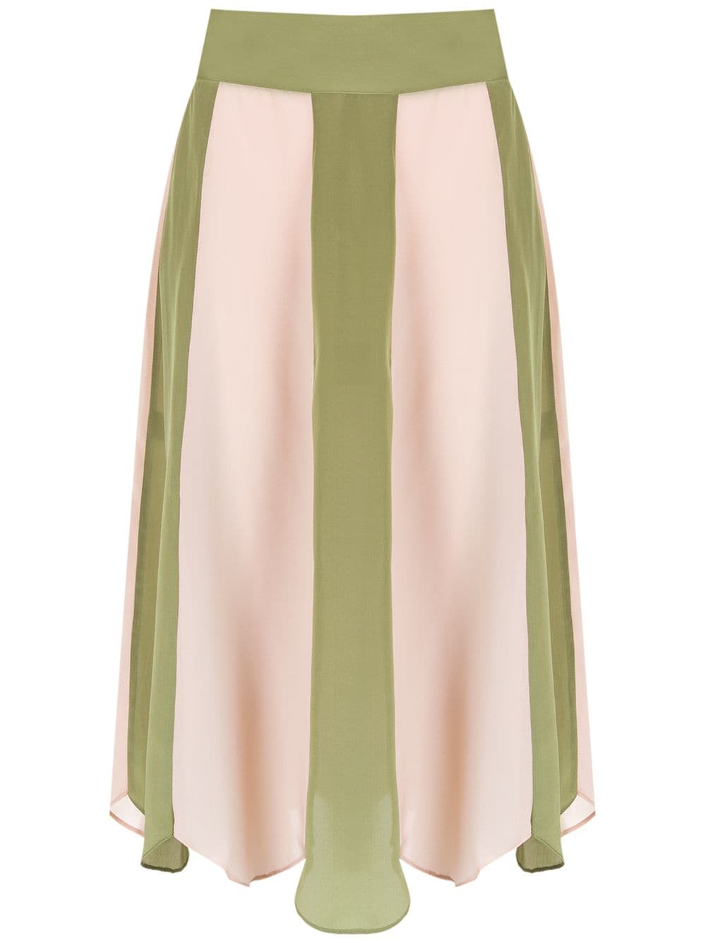2bd9ed836e Adriana Degreas silk Gotas skirt - Pink in 2019 | Products | Adriana ...