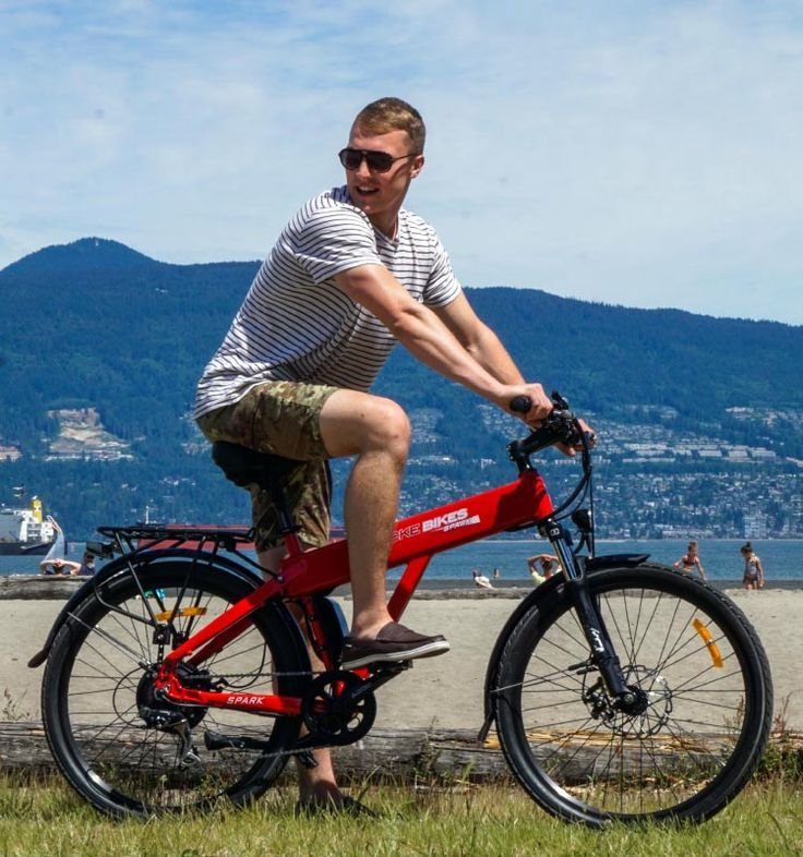 Order a shocke electric bike today from electric bike city